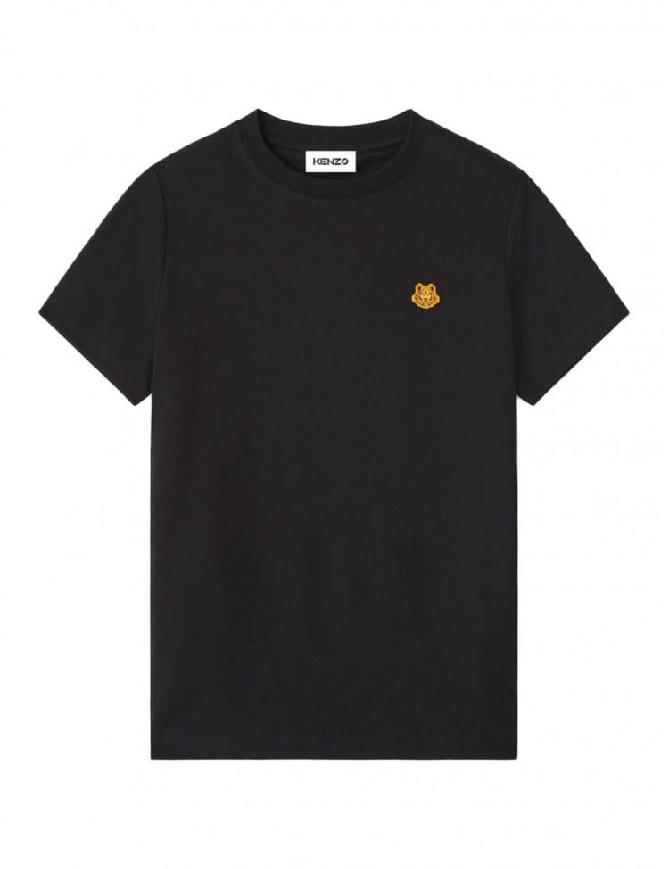 T-shirt - noir - Kenzo - femme - Toulouse - coton