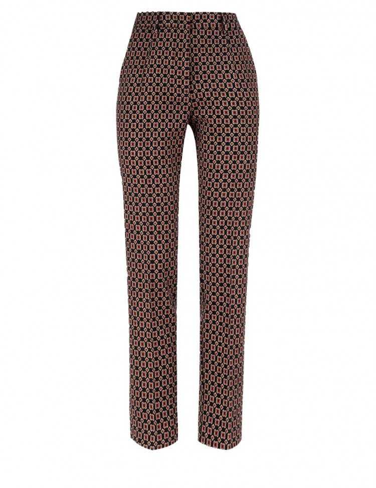 pantalon - etro - femme - toulouse - marron