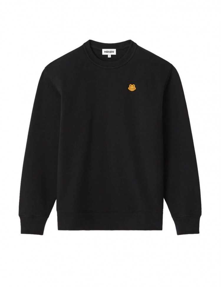 Sweatshirt Tiger Crest Noir - Kenzo pour Femme à Toulouse